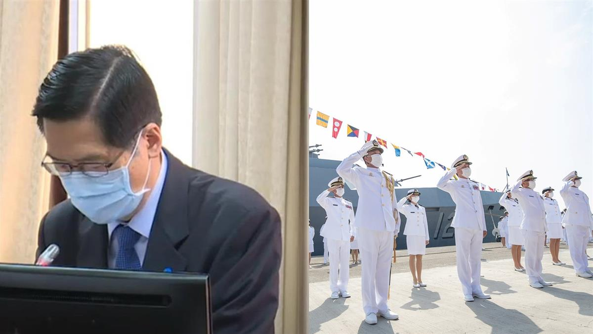 陳道輝遭拔官!小兵連轟國防部長5次噁心