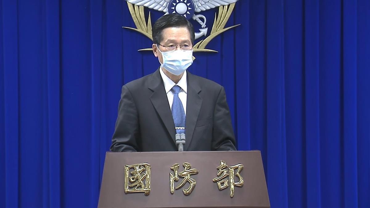 效法陳時中!國防部:23日起每天召開記者會釋疑