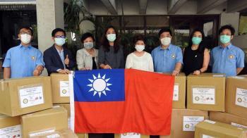 菲律賓逾千名醫護確診!台商捐2000件防護衣