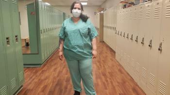 肺炎疫情:抗擊病毒的無名英雄——醫院清潔和消毒人員