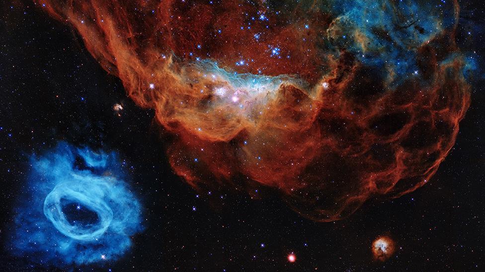 哈勃太空望遠鏡30周歲紀念 - 給自己的生日禮物