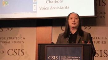 捐口罩不只是外交  唐鳳:增進人與人之間聯繫