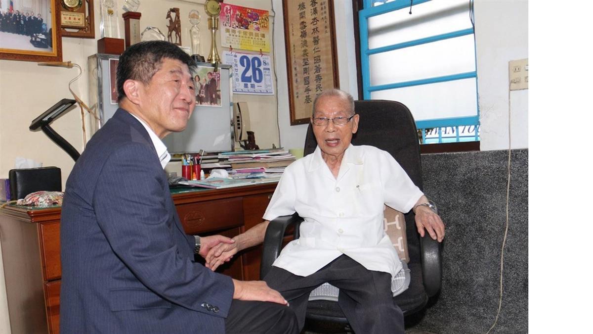 全台最年長執業老醫師 謝春梅99歲病逝