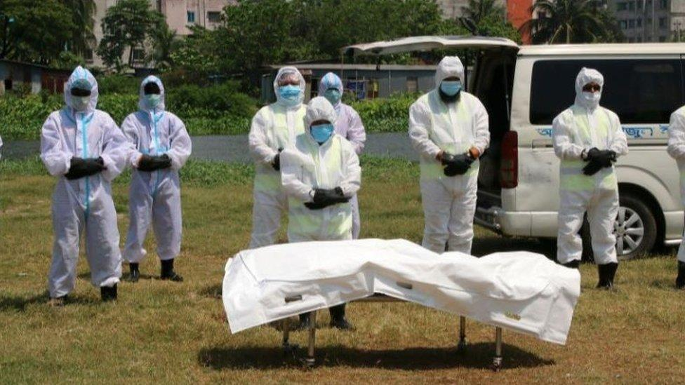 肺炎疫情:新冠病毒死者遺體會不會傳播疾病
