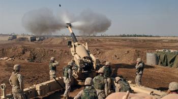 伊斯蘭國協同攻擊 伊拉克民兵組織多人喪生