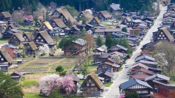 日本合掌村罕見封村 暫重返25年前寧靜