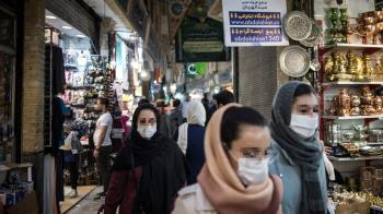 伊朗疫情單日74死 開放1/3地區清真寺