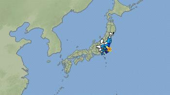 東京明顯搖晃!日本千葉規模5.5地震 最大震度4級
