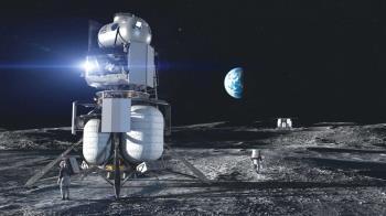 2024年人類再登月球?NASA確定三家合作科技公司