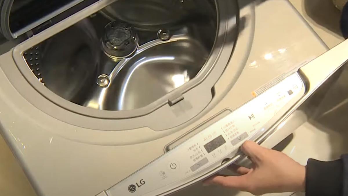 LG TWINWash雙能洗 衣物分類、蒸氣殺菌守護家人