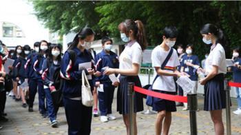 國中會考基隆要求學生穿校服引反彈 教育處撤回規定
