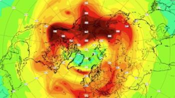 環境:北極罕見最大臭氧洞終於得到修復