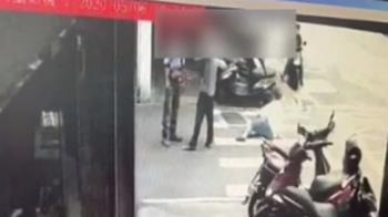 不滿外送員上樓寄貨 住戶攔阻反遭毆打成傷