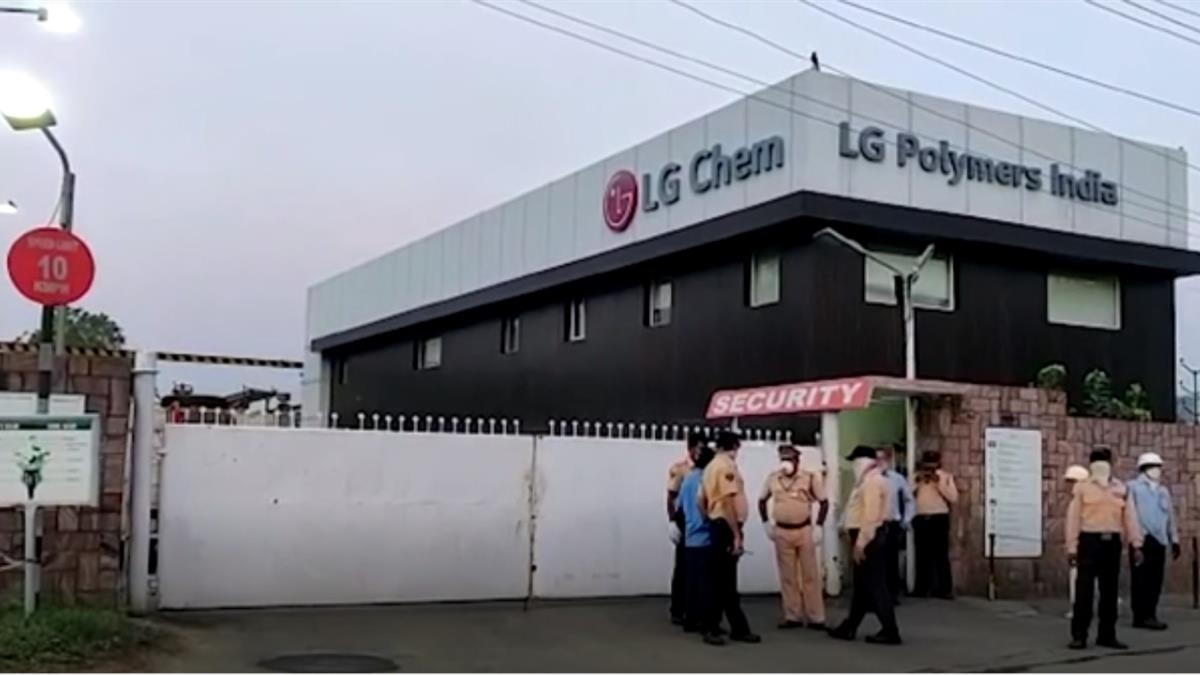 LG印度化工廠毒氣外洩 已知10亡、5千人身體不適