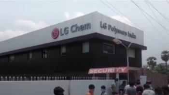 LG印度廠洩毒氣13死 村民因刺鼻味逃難、路倒昏迷