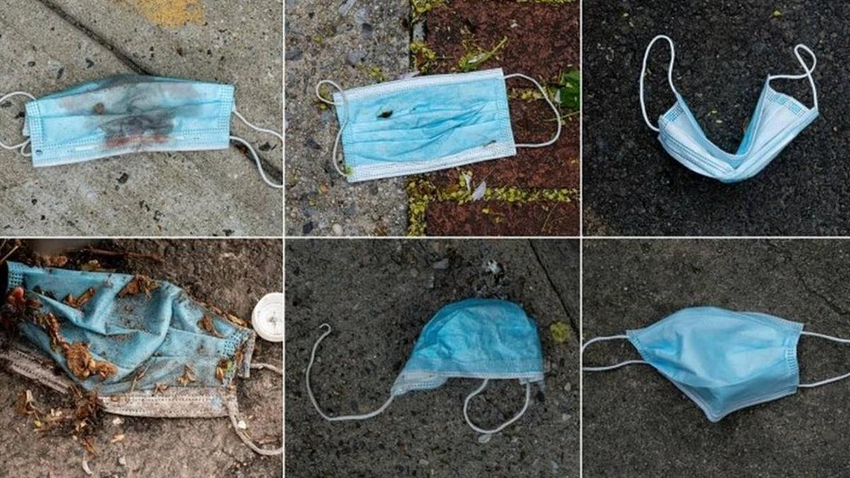 肺炎疫情中的環保難題 塑料向前禁令退後