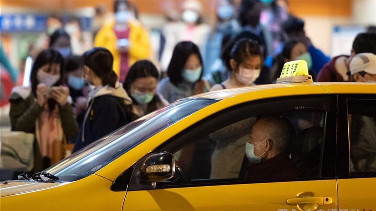 計程車司機紓困  林佳龍:每人最多領6萬