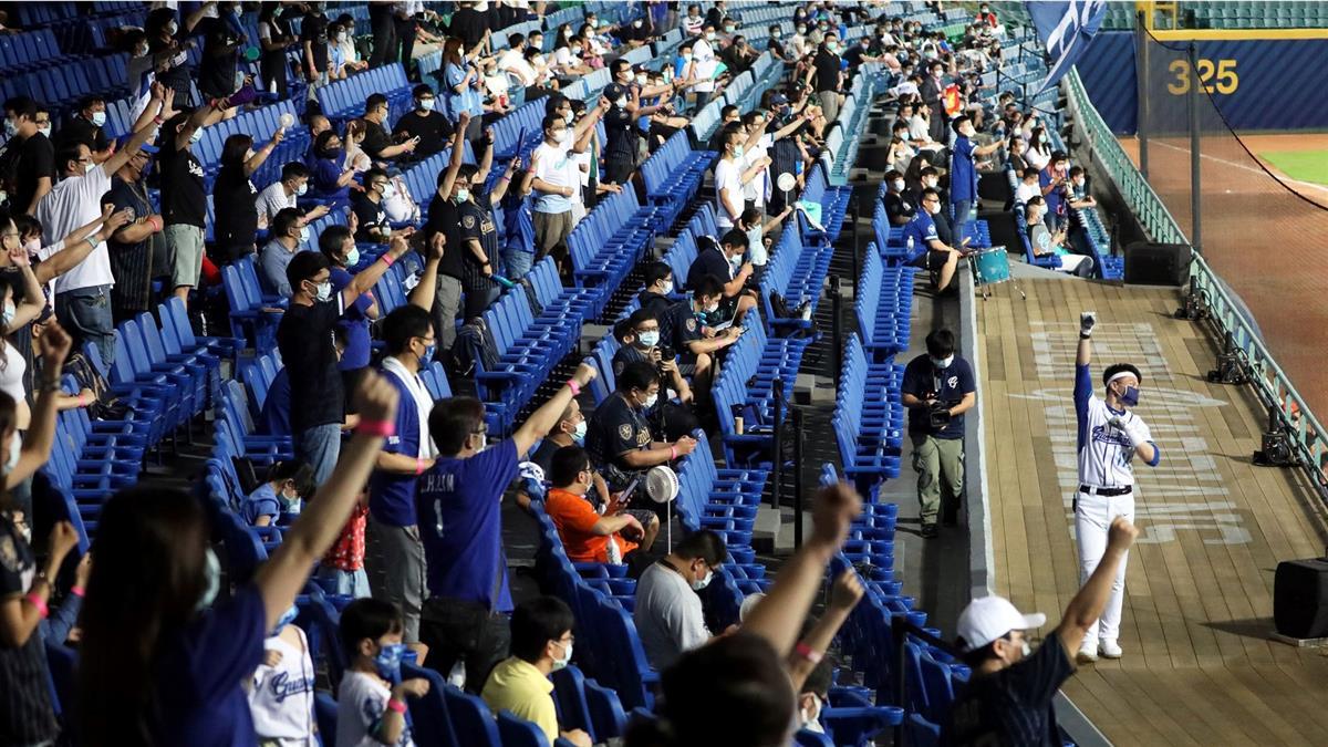 中職千人球迷比MLB更火熱!美作家盛讚:我要衝來台灣
