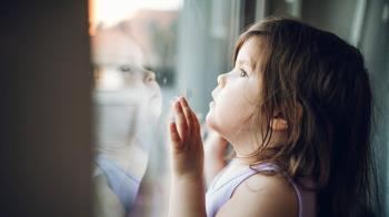 肺炎疫情: 攝影師和孩子居家隔離的日常