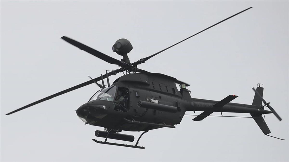 航特部戰搜直升機2年2次重落地 教官為同一人