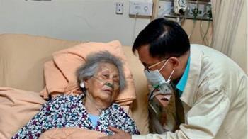 母親多次病危!陳水扁嘆:或許是最後一次母親節