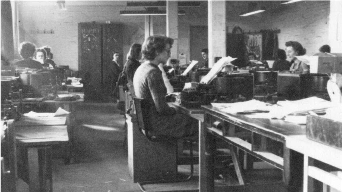二戰勝利75週年:英國破譯德軍最後一個密電都說了什麼