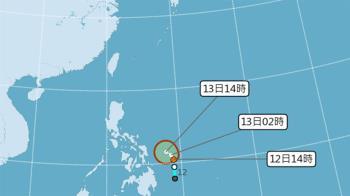 颱風季來了!首颱黃蜂最快明生成 氣象局:這天最接近台灣