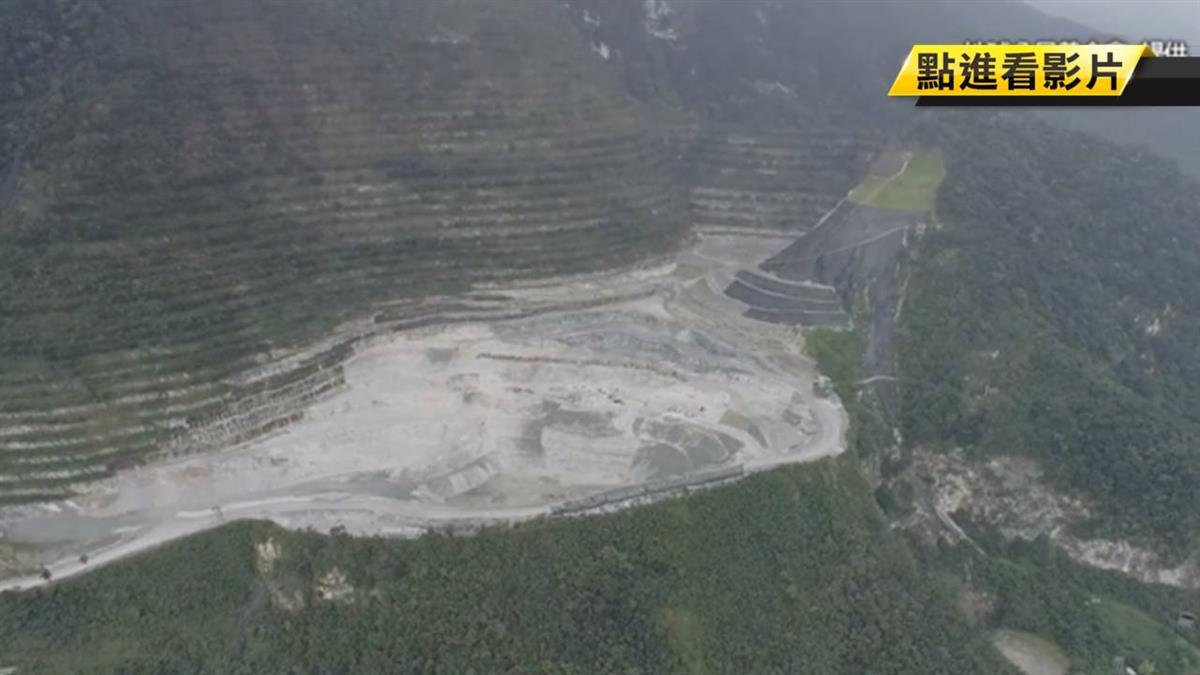 全台168礦區 礦務局:開採需會勘、環評、水保審核