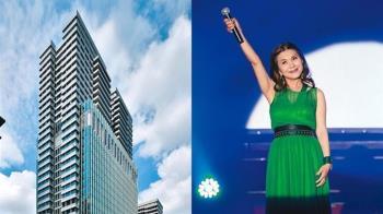「我是嫁得好」 張清芳笑納2億雲端豪宅