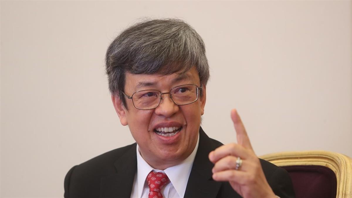 卸任副總統!陳建仁感性告白曝未來計畫