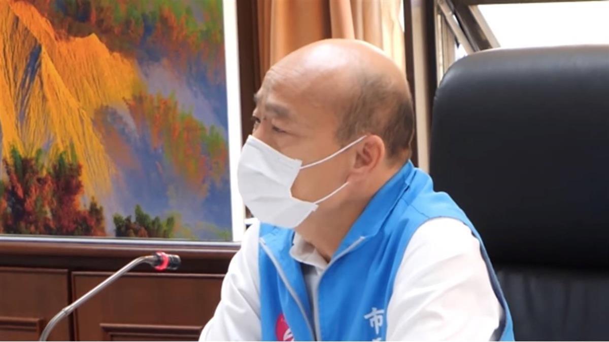 韓國瑜再申請停止罷韓 中選會:已收到通知