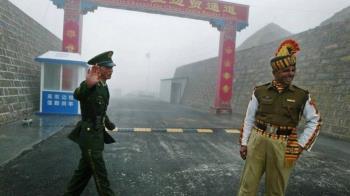 疫情下中國印度和大國之間的拳腳外交