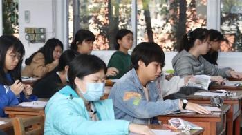 國中會考首日26人發燒!新北考生未戴好口罩「數學0分」