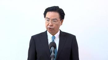 爭取參與世衛 外交部長:不希望大陸代表台灣