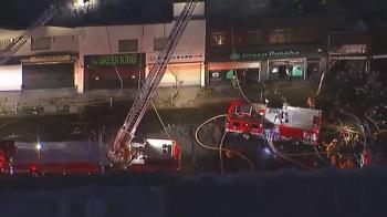 洛杉磯驚傳多起爆炸!10消防員受傷