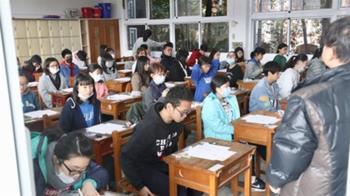 國中會考第二天!全台又34名考生發燒 教育部說話了
