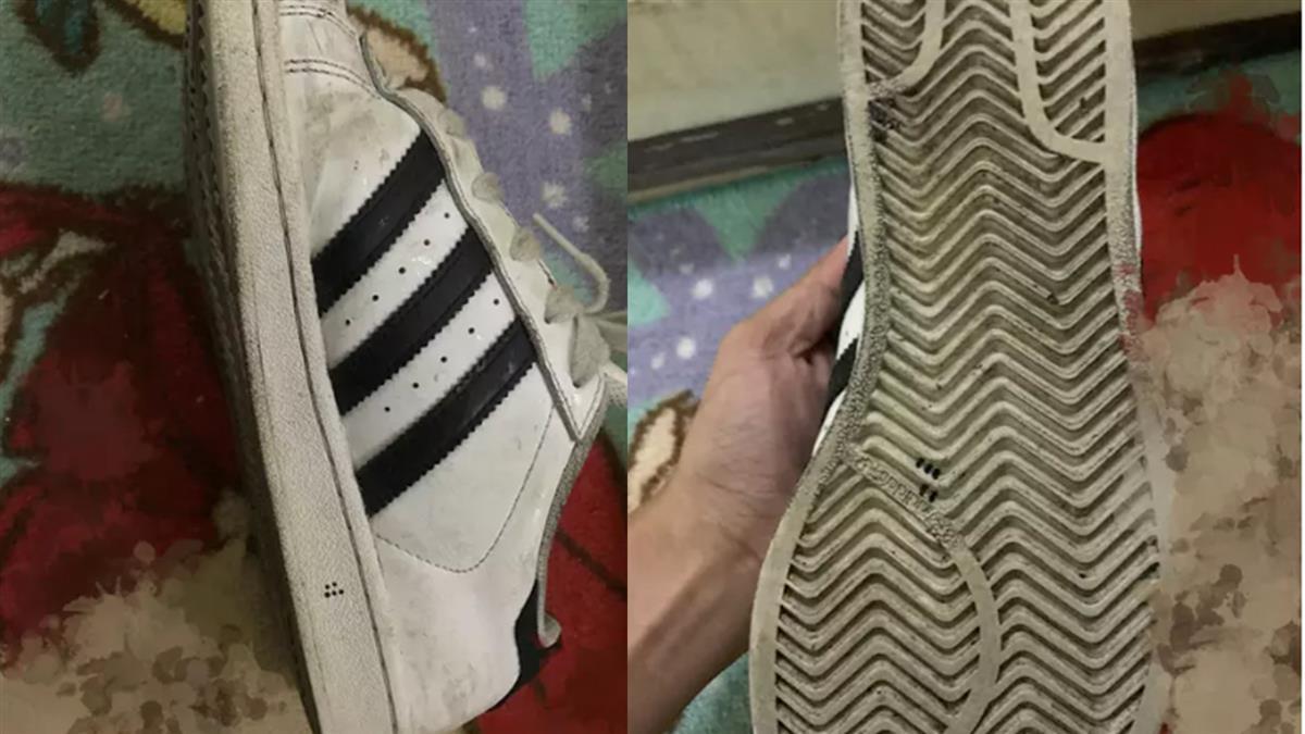 靜宜商圈怪客在鞋畫黑點  警方掌握身影追查