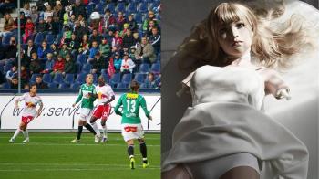 足球賽觀眾席放性愛娃娃助威 FC首爾道歉