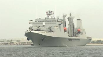 國防部:海軍敦睦艦隊即刻恢復戰備