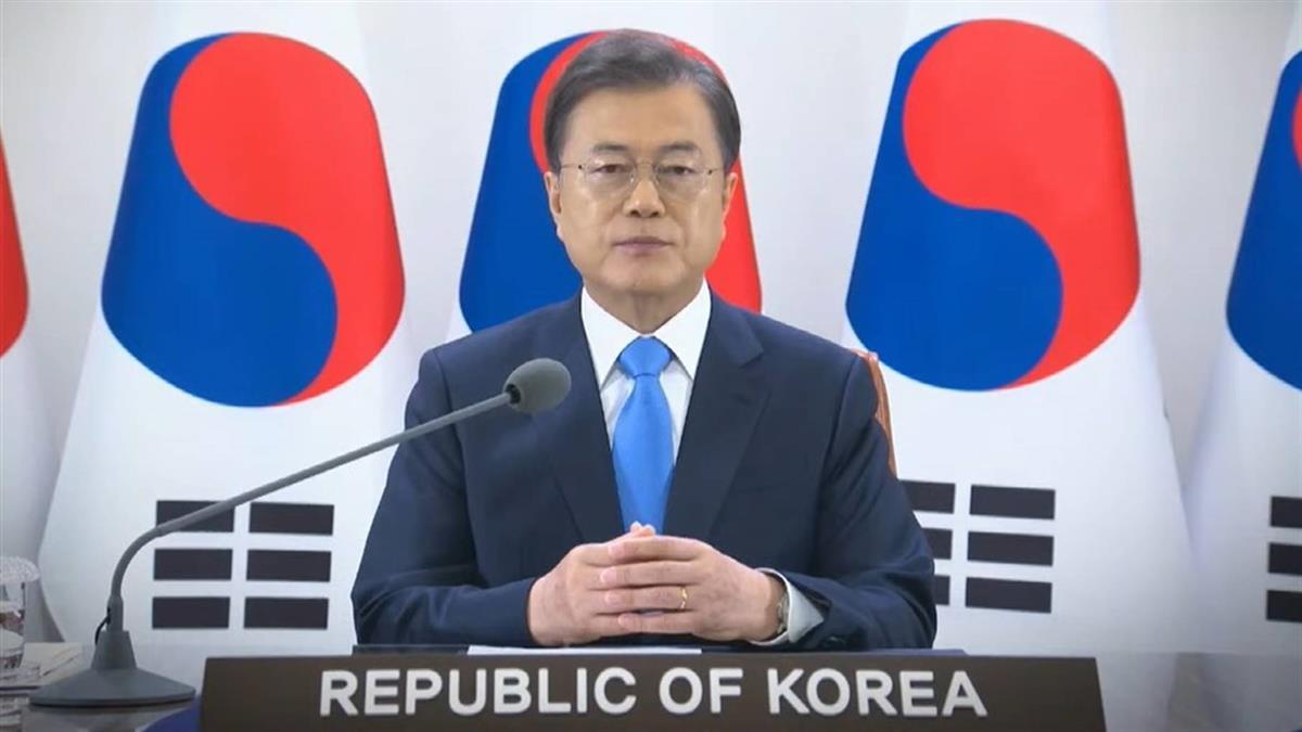 韓國總統文在寅WHA演說 籲強化WHO能力