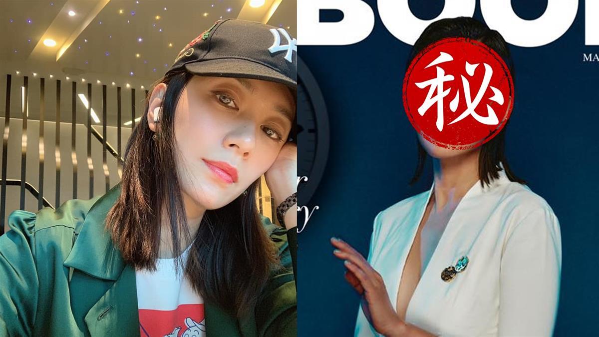 賈靜雯新造型撞臉3大咖女星 網傻:完全不像妳