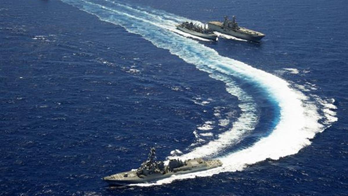 遭美排除?環太平洋軍演8月舉行 大陸沒受邀氣炸了