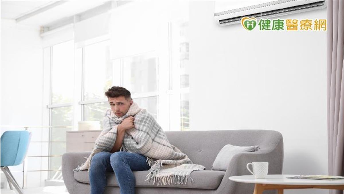 猛吹冷氣消暑 當心罹患冷氣病