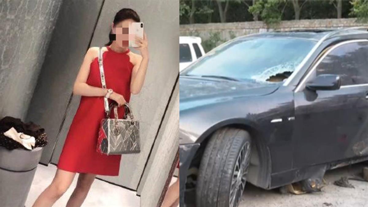富家女酒駕撞BMW釀2死!家屬怒:遺體未下葬