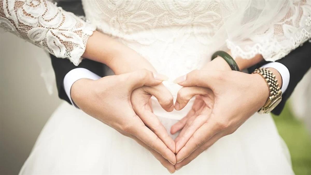 愛你愛你我愛你 520共6007對新人結婚