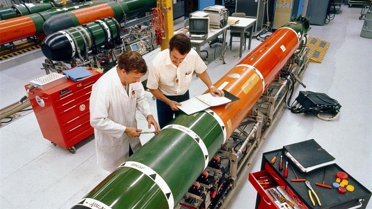 蔡總統第二任賀禮!美宣布售台54億重型魚雷