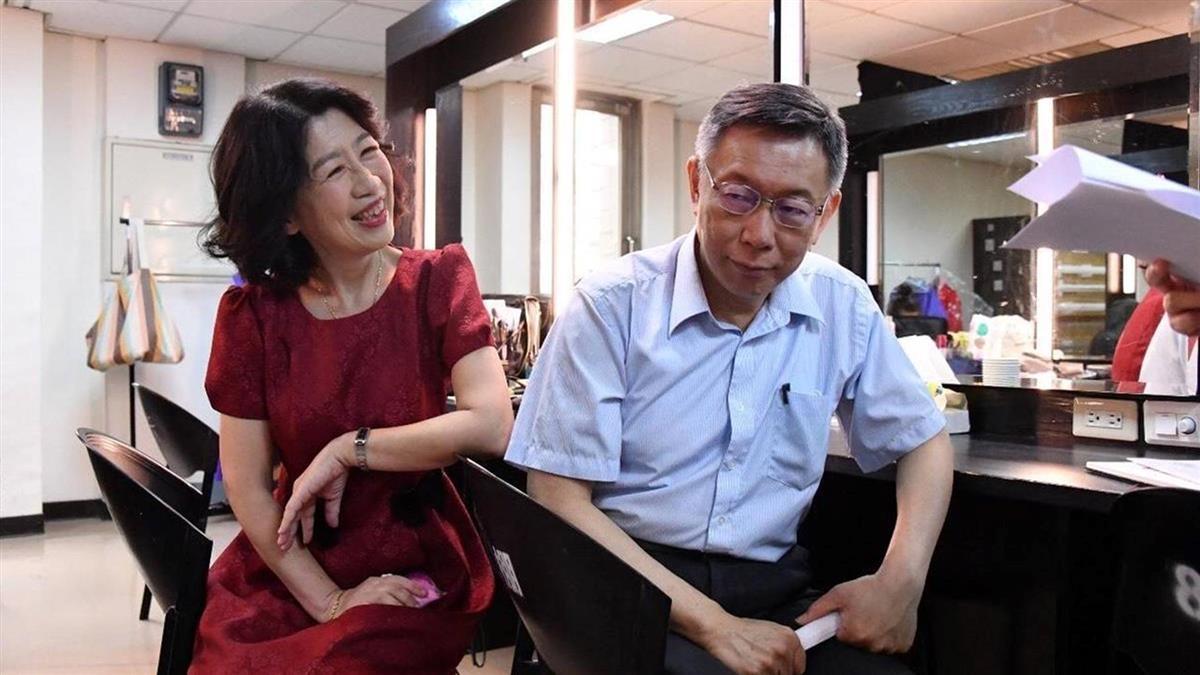 陳佩琪暗酸民進黨:騙到的人就是贏家