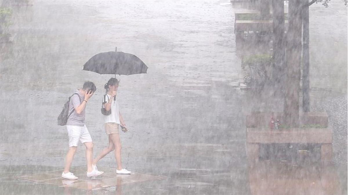 雨量預測破200毫米 屏東春日鄉士文村22日停班課