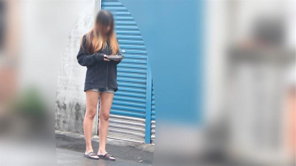 19歲嫩妻趁丈夫服刑劈腿 夫家要求「洗門風」