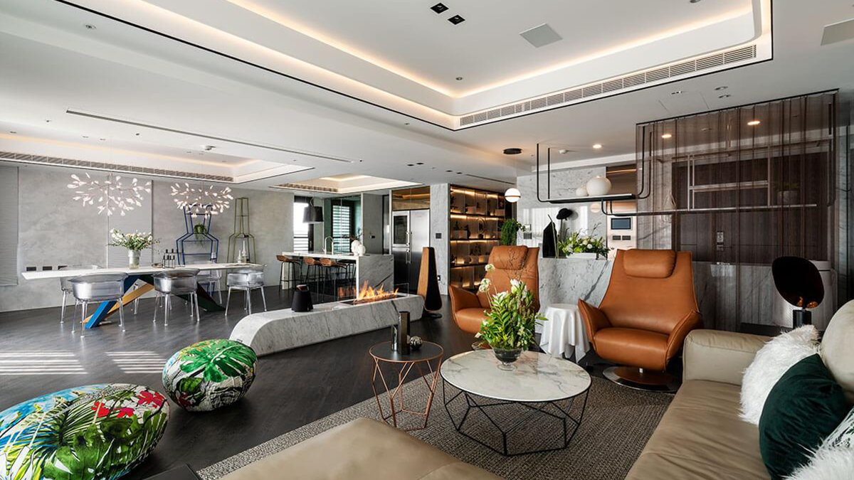 再獲美國MUSE大獎推薦!豐聚室內設計跳脫制式思維讓家更驚豔